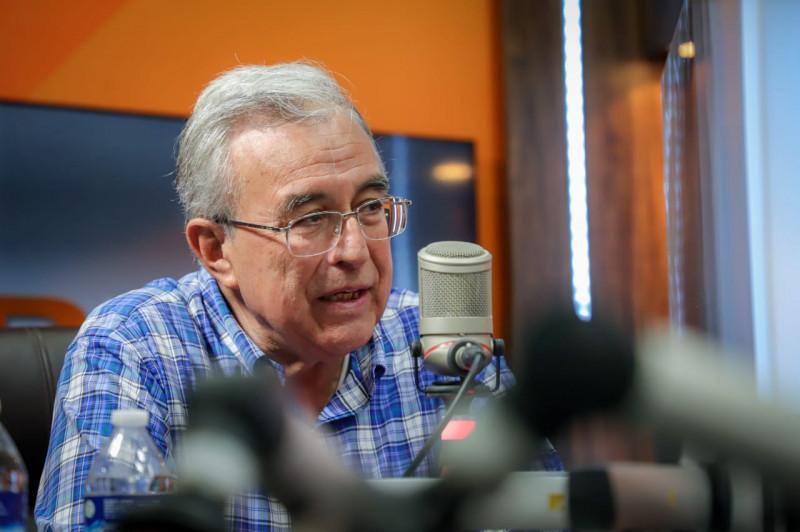 Rocha Moya concreta obras hidráulicas y de comunicación para fomentar el desarrollo de Sinaloa