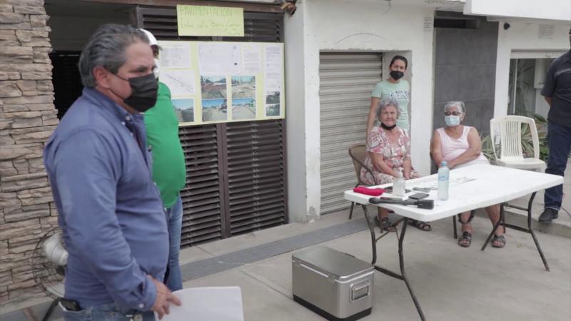 Vecinos de la Colonia Pueblo Nuevo denuncian problemas de inundaciones ¡Otra vez!