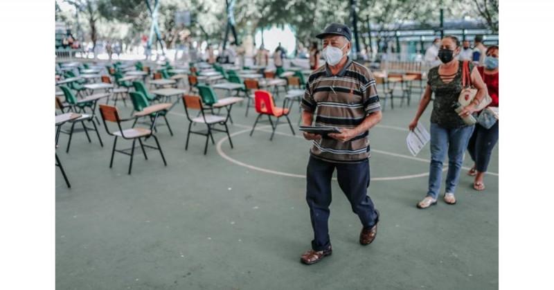 En Chiapas la vacunación contra Covid es al 3x2 por la falta de interés de la población