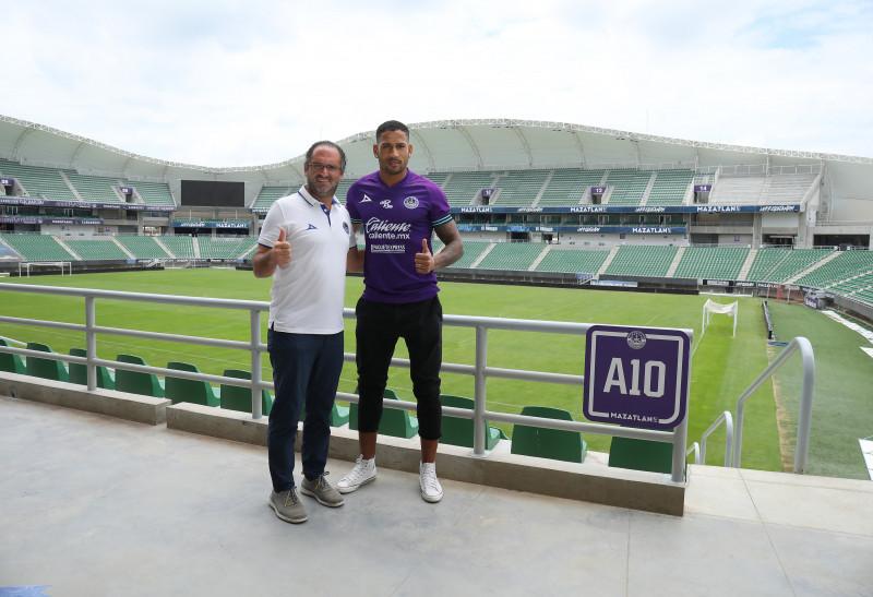Gonzalo Freitas, Refuerzo Uruguayo de Mazatlán FC