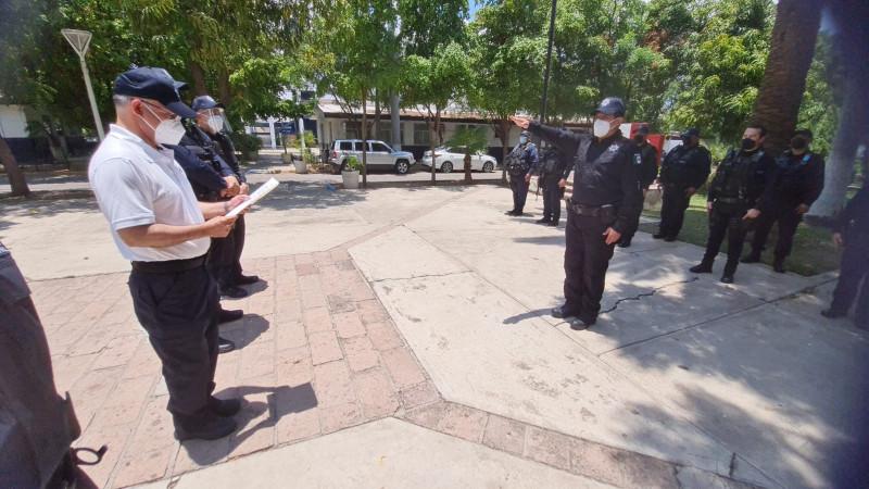 Miguel Ángel Sánchez Díaz es el nuevo  Director de la Policía Municipal Unidad Preventiva Culiacán