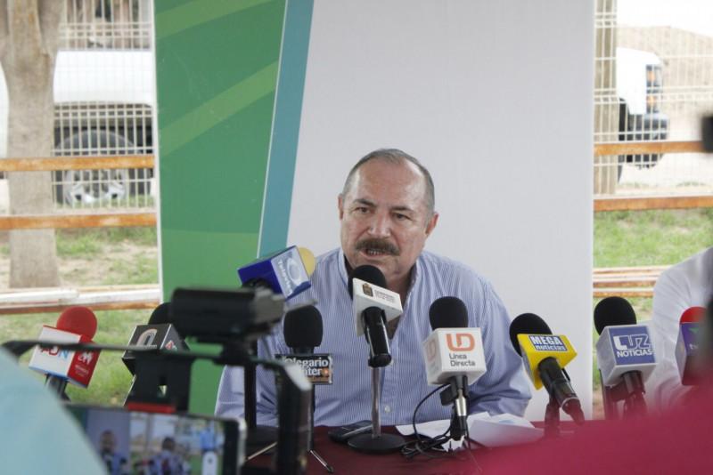 Garantizado el servicio de agua potable en Culiacán