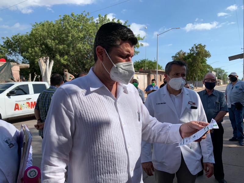 Dejará alcalde de Ahome finanzas sanas a la próxima administración