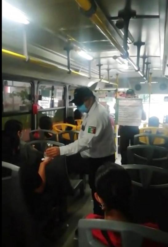 Inician campaña de sensibilización inspectores de vialidad