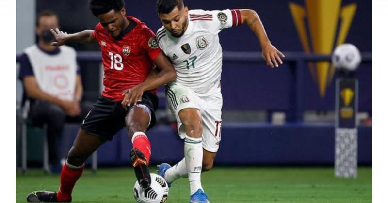 Copa Oro: México va este miércoles por Guatemala después del 0-0 contra Trinidad y Tobago