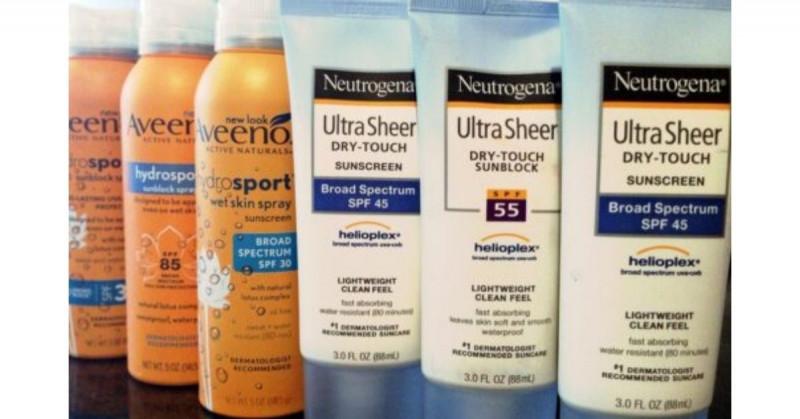 Johnson & Johnson retira 5 cremas solares tras detectar elemento cancerígeno
