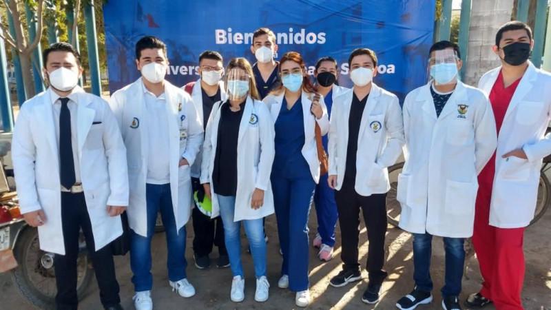Más de 21 mdp ha invertido la UAS en el tema de pandemia por Covid