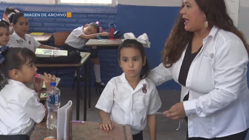 Sinaloa se prepara con el inicio del ciclo escolar presencial
