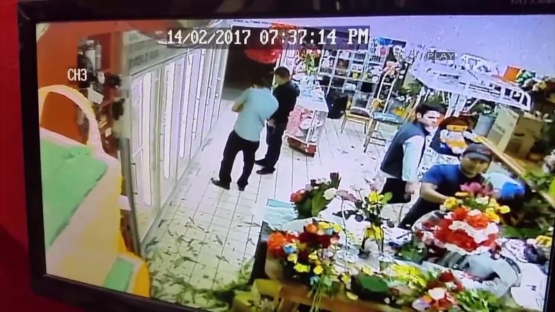 Comercios deben entregar videos de asaltos a la autoridad