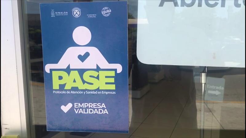 Llama Secretaría de economía a mantener certificado PASE
