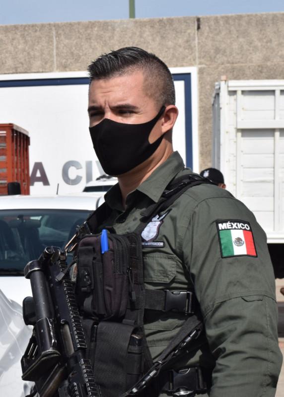 Más del 95% de los policías de la Fiscalía General de Sinaloa, están ya certificados