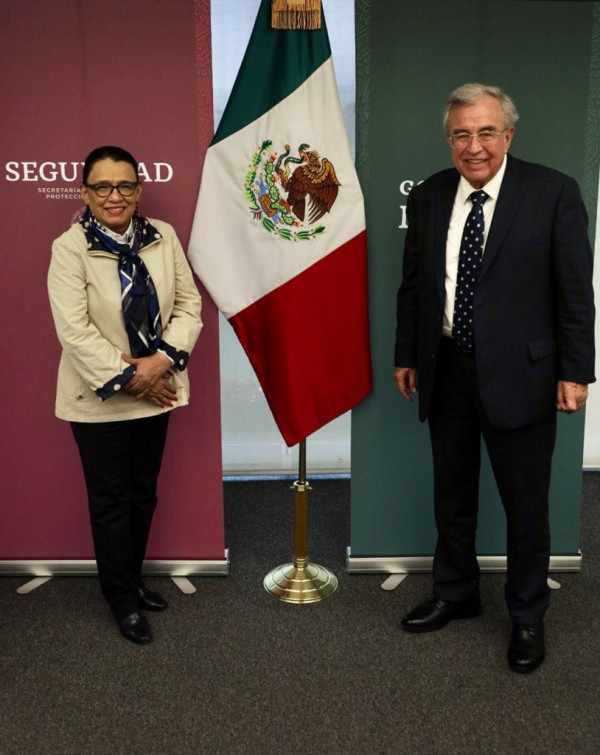 Rubén Rocha define ruta de seguridad para Sinaloa