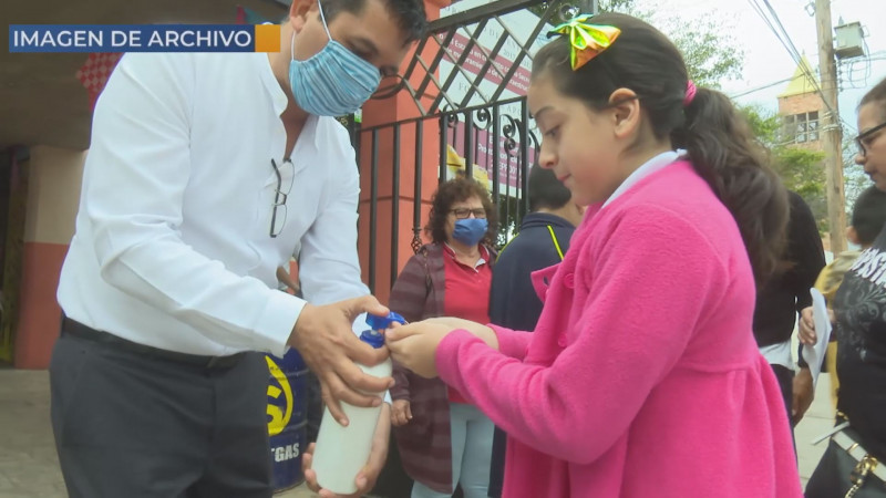 Regreso a clases deberá ser valorando las condiciones de la pandemia en Sinaloa : SIPINNA