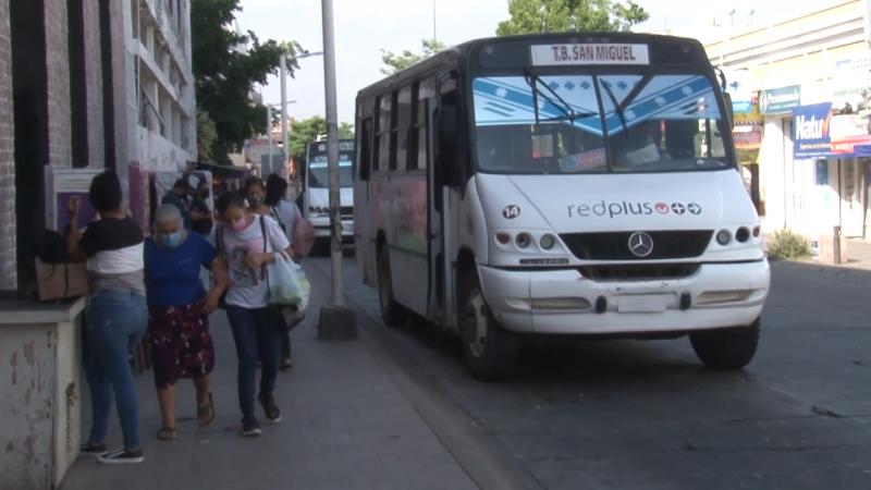 Autorizan  actualización de las tarifas del transporte público en Sinaloa