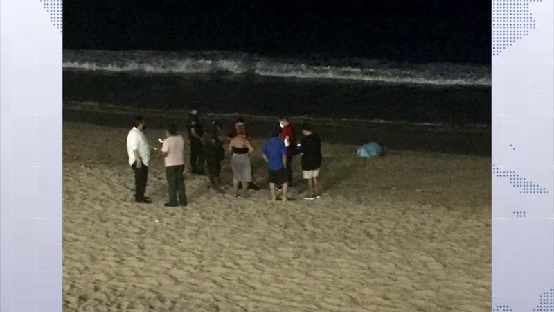 Muere mujer infartada en la playa