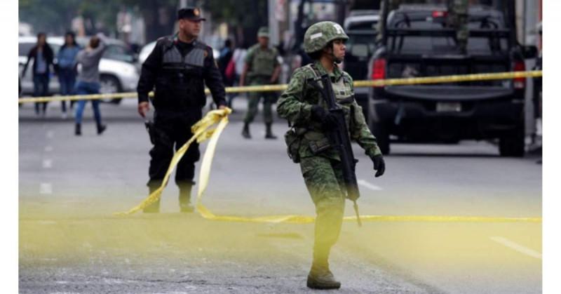 El 66.4% de los mexicanos vive inseguro en su ciudad, actualiza encuesta trimestral del INEGI