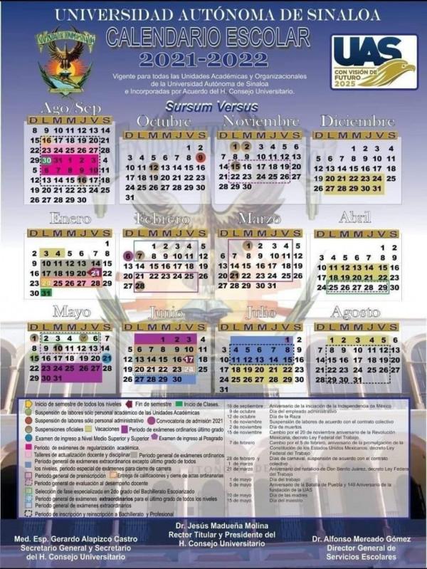 Se prepara la UAS para iniciar el ciclo escolar el 30 de agosto