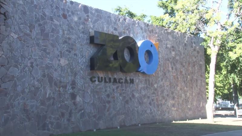 Permanecerá abierto el Zoo de Culiacán durante vacaciones