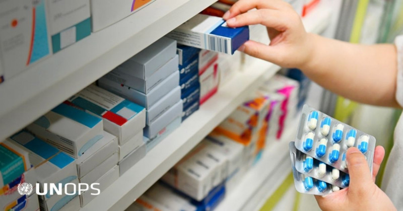 AMLO afirma haber resuelto la escasez de medicamentos con compra de 76 mil millones a la ONU