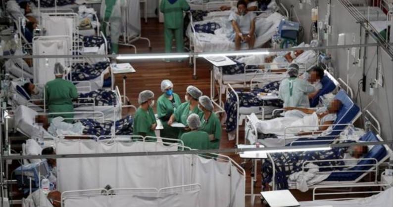 Uno de cada cinco hospitalizados en Irlanda recibió ambas dosis contra Covid-19