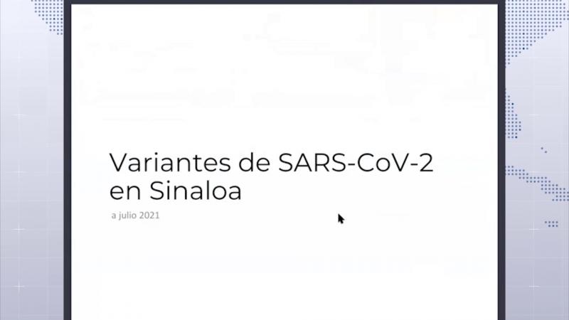 Cepa Delta desde Mayo disparó los contagios en Sinaloa
