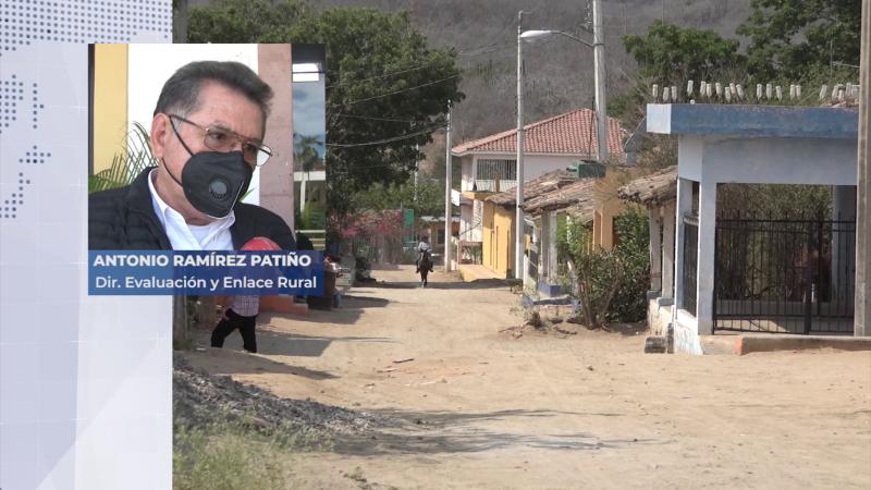 Regresa COVID a zona rural de Mazatlán