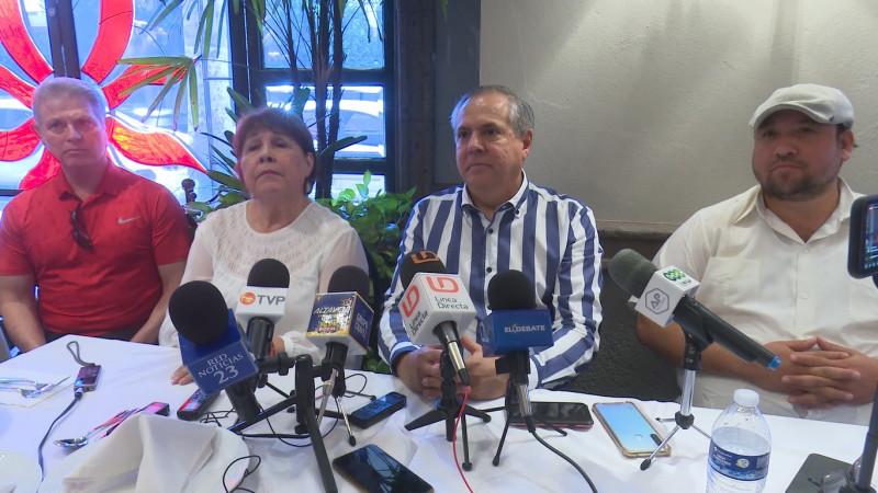 Beltrán y Davizón se unen al proyecto de Vargas Landeros