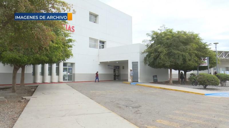 HG de Los Mochis pasa a reconversión hospitalaria