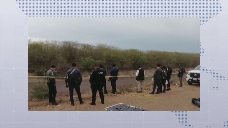 Confirma SSPyTM que personas encontrada sin vida era policía municipal de Culiacán