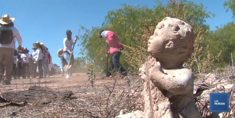 Resguardada, permanece líder de las Madres Buscadoras de Sonora ante amenazas recibidas
