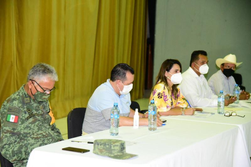 Establecen medidas de prevención Salvador Alvarado, Angostura y Mocorito