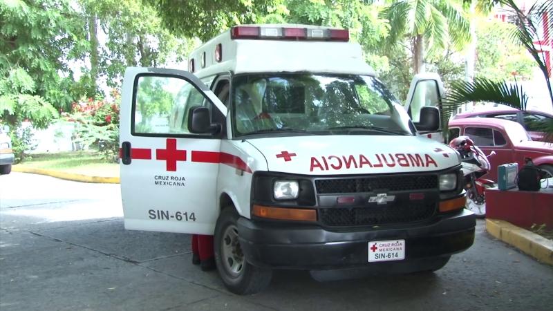 Cruz Roja detiene traslados por hospitales saturados de COVID