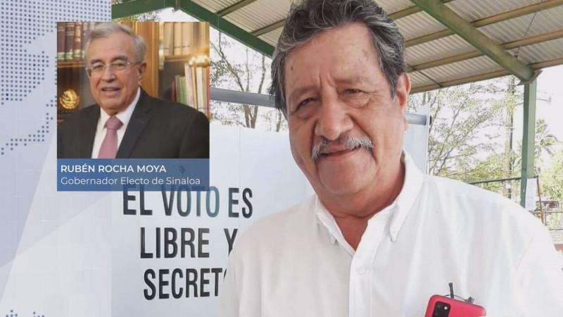 Lamenta Rocha Moya asesinato de Román Rubio y Esteban López