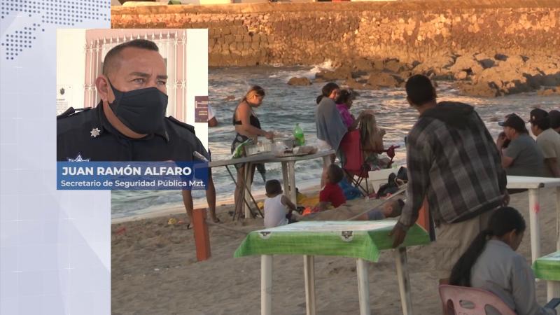 Refuerzan vigilancia en playas con cuatrimotos