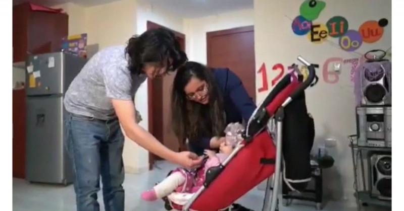 Así batalla una familia que necesita 2.1 millones de dólares para el medicamento de su bebé