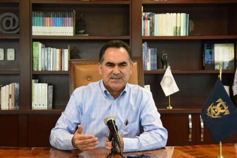 Exhorta Rector de la UAS a seguir cuidándonos