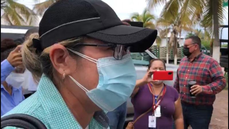 Ciudadanos de Escuinapa exigen a autoridades mejorar servicios del hospital