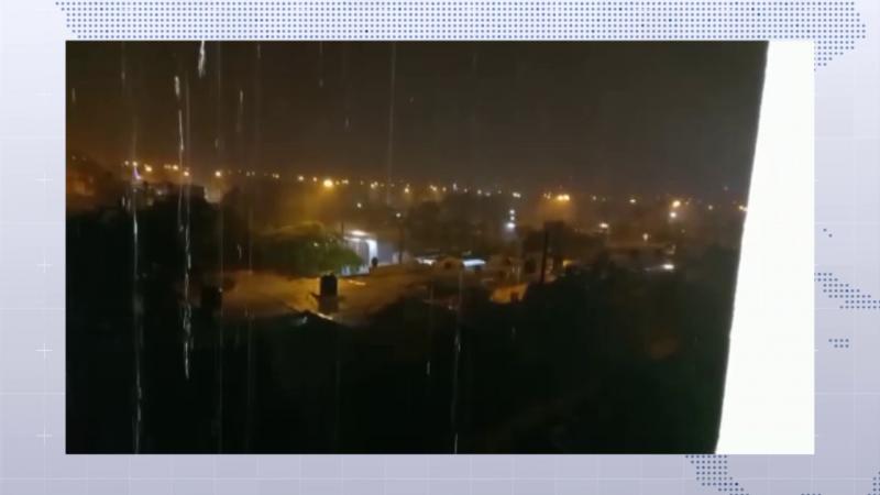 Tres atenciones a carros varados: Saldo de lluvia PC