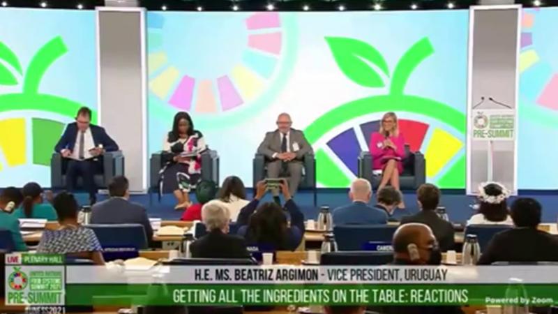 Gobierno de México participará en la Pre-Cumbre de Sistemas Alimentarios 2021