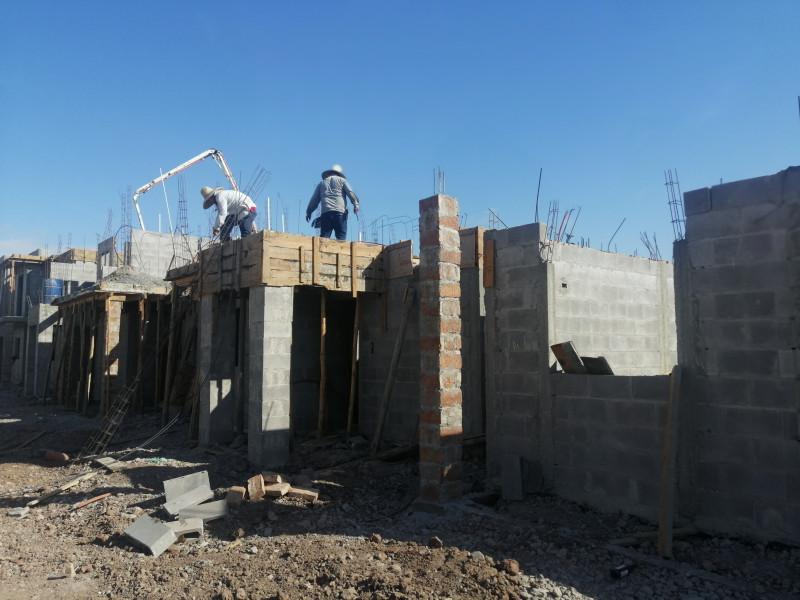 Cae valor de la producción de las empresas constructoras en un  1.1%