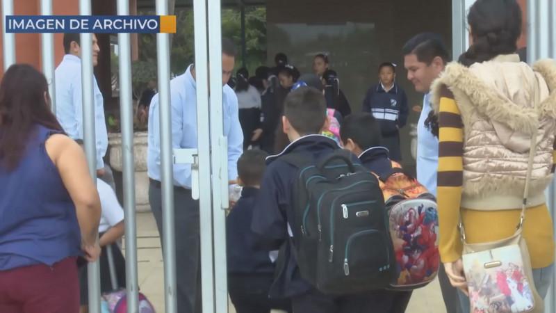 Sinaloa se prepara para poder regresar a las aulas