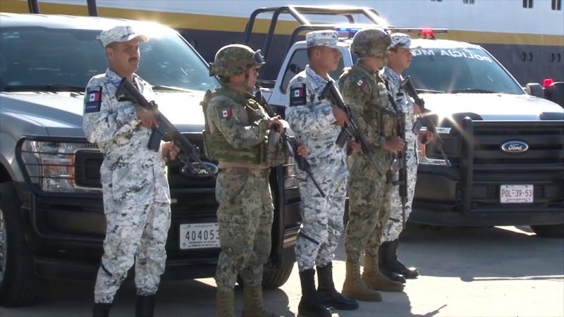 Gobernador apoya que la Guardia Nacional se incorpore al Ejército