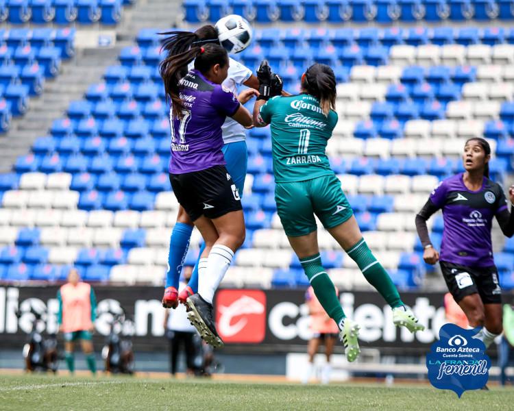 Mazatlan FC no puede ante Puebla en la Liga MX Femenil