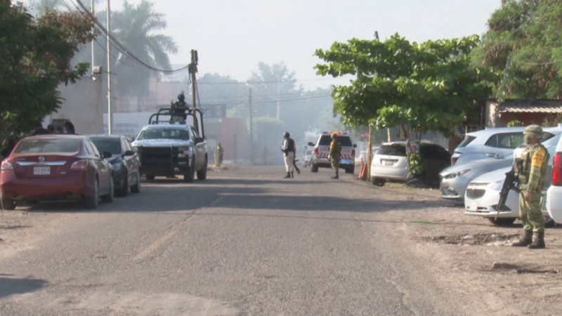 Inicia FGR investigación por incendio registrado en sus instalaciones
