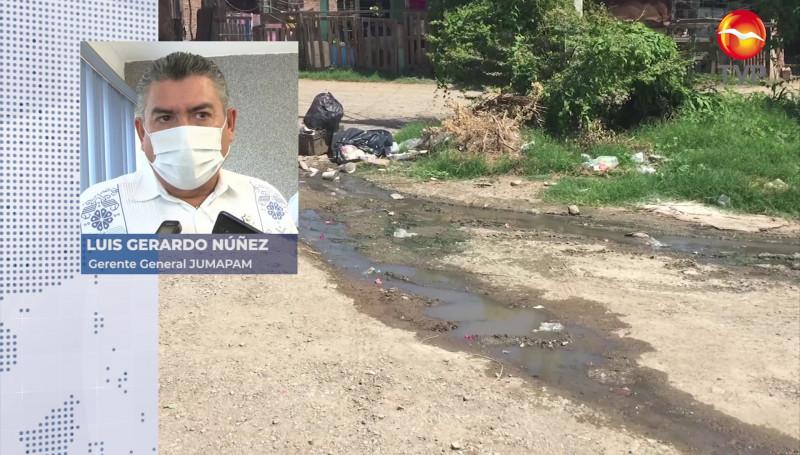Aumentan reportes de fallas en el drenaje, reconoce JUMAPAM