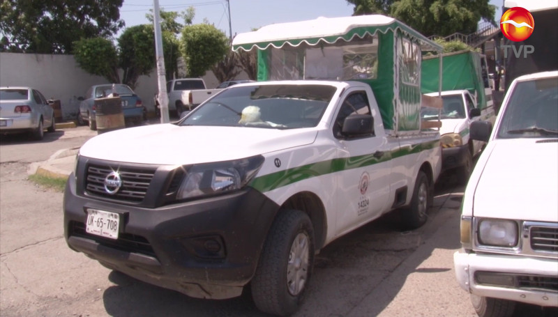 Delegación de Vialidad y Transportes respalda el traslado de pacientes covid en aurigas