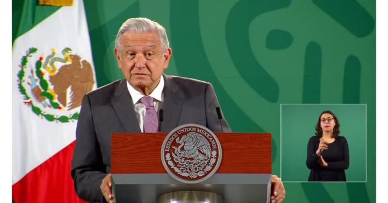 AMLO reta a la oposición a echarlo en la consulta de revocación de mandato de 2022