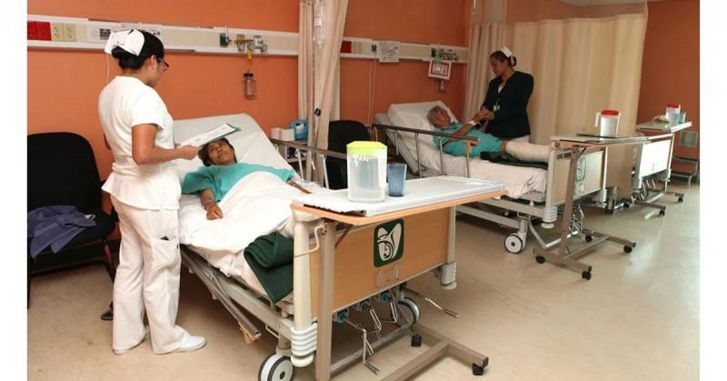 El 97% de los hospitalizados no están vacunados,  asegura López-Gatell