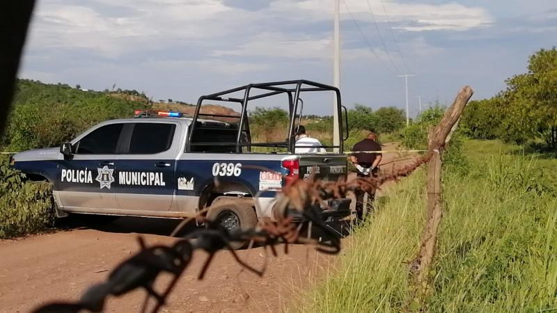 Encuentran el cuerpo de una persona en la Colonia Antorchista de Culiacán