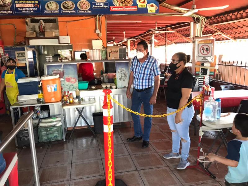 Ayuntamiento de Culiacán  ha levantado 104 actas por incumplimiento de medidas